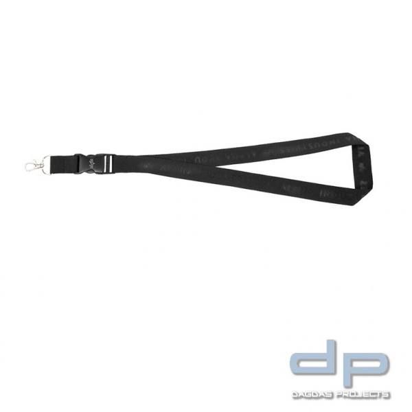 Alpha Industries All Black Lanyard