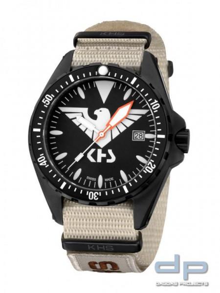 KHS MissionTimer 3 Eagle One Natoband X|TAC Tan