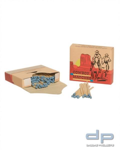 ÜBERALLZÜNDER COWBOY-MATCHES (100) VPE 100