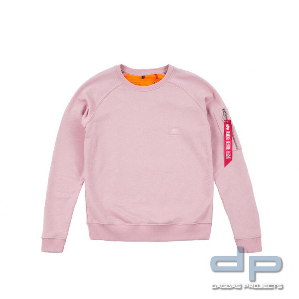 Alpha Industries X-Fit Sweat Wmn in verschiedenen Farben