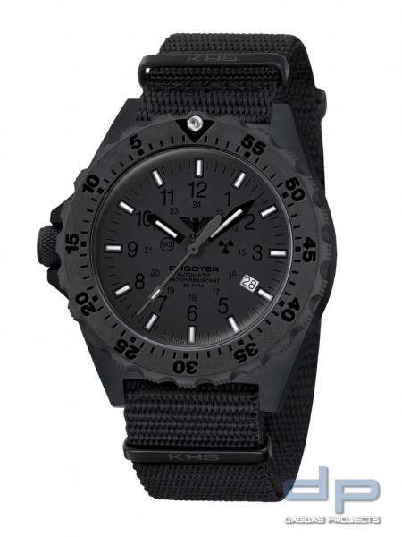 Shooter MKII Automatic XTAC OT CFRP NEOCARB® Nato Black